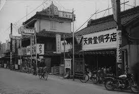 写真展写真とイラストで見る昭和30年代の船橋本町通りを開催します
