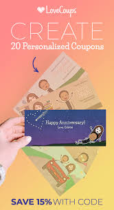 Relationship Coupon Book Create A Coupon Book With Fun And Romantic Experiences You Can Share