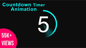 10 Create Countdown Timer Animation In Powerpoint Powerpoint Animations Graphic Design Free Template