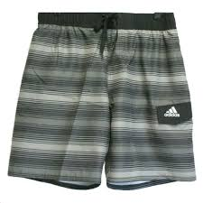 Adidas Mens Quick Dry Mesh Swim Trunks