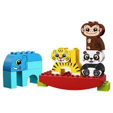 <b>Lego DUPLO</b> 10884 My First <b>Мои</b> первые цирковые животные ...