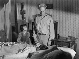 is boo radley saving scout and jem in to kill a mockingbird an there is obvious satisfaction from boo radley saving scout and jem versus the awful alternative the more terrible outcome might even been seen as equally