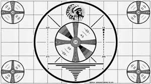Indian Head Test Pattern Interesting That Pesky Television Test Pattern Design Observer