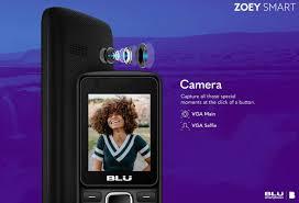 Blu Zoey Smart Unlocked Dual SIM Cell ...