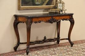 Image Furniture Sold French Marble Top 1900 Antique Console Hall Or Sofa Table Harp Gallery Harp Gallery Antique Furniture Sold French Marble Top 1900 Antique Console Hall Or Sofa Table