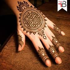Meganthi Model Design 2018 21 Simple Easy Mehndi Designs That You Can Try For All