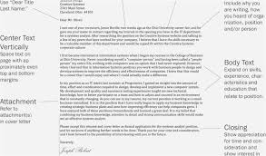 30 Free How To Write A Proper Cover Letter Free Latest Template
