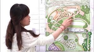 Landscape Design School Student Project Presentation School Of Landscape