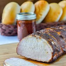 Many recipes for pork loin or pork tenderloin will tell you to brine them, so the meat will be more tender and juicy. Smoked Pork Loin With Summer Spice Dry Rub Bbq Heaven