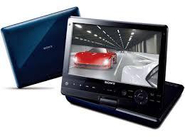sony portable dvd player. sony bdp-sx1 10.1-inch portable blu-ray/dvd player dvd