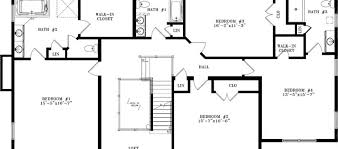 Small Picture 22 Unique Blueprints For Houses With Basements House Home Plans