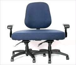 office chairs at walmart. Computer Desk Chair Walmart Double Swivel Base Black Leather Arm Pad Blue Fabric Back . Office Chairs At K