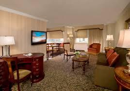 Kimberly Hotel Living Area