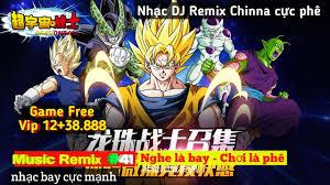 7 dragon ball Game Free Vip 12 / BT Game / Nhạc DJ Remix Chinna #41/ 7 viên