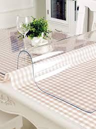 <b>Vivacase Салфетка на стол</b> ПВХ, прямоуг, гибкое стекло, тубус ...