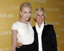 Ellen And Portia Ellen Degeneres And Portia De Rossi Are Looking At Buying A House