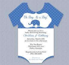 Diy Do It Yourself Plaid Elephant Onesie Baby Shower Etsy