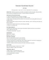 resume sample volunteer work sample volunteer resume hospital volunteer resume expert