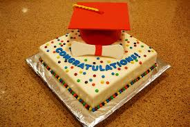 Easy Kindergarten Graduation Cake Ideas