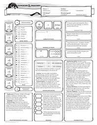 shadowrun 5 character sheet wizzards of the coast posts new d d character sheet initiative
