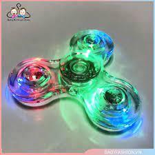 0620) Con Quay Đồ Chơi Spinner Có Đèn Led, Giúp Giảm Stress | Nông Trại Vui  Vẻ - Shop