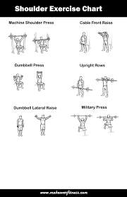 Hypertrophy Workout Template Elegant Gym Workout Sheet The Classic ...