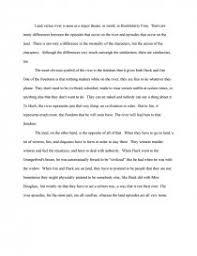 land vs river huck finn essay similar essays