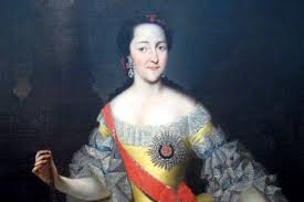 Екатерина ii Великая биография происхождение восхождение на  Царица Екатерина ii