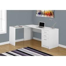 white corner desk. Exellent Desk Contemporary Corner Desk  White  Desks U0026 Workstations Best Buy Canada To C