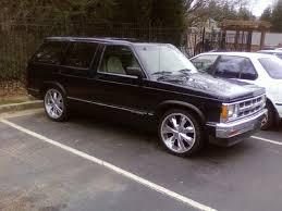 JACIS86 1993 Chevrolet S10 Blazer Specs, Photos, Modification Info ...