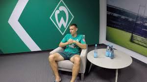 Bleibt er auch in der 2. Werder Bremen Maximilian Eggestein Will Nicht In Der Grauzone Landen Video Welt