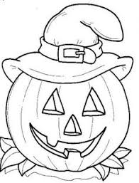 Small Picture Coloring Pages For Halloween Printable Happy Halloween Printable