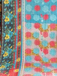 Indian Old Vintage Kantha Quilt,Reversible 100% Cotton Quilts ... & indian old vintage kantha Quilt, Reversible 100% cotton Quilts/Throw/Blanket / Adamdwight.com