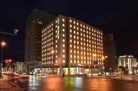 Hotel Nord Otaru Dormy Inn Premium Otaru Japan Bookingcom