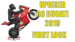 Upriser <b>Ducati Panigale</b> V4 S <b>Motorcycle</b> - RC Toys 2019, First Look ...