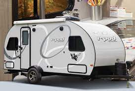 7 Awesome Small Travel Trailers Under 3 000 Pounds Camper Report