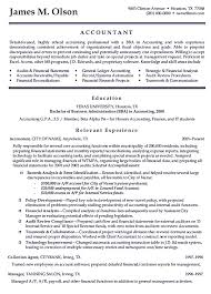 Writing Accountant Resume Sample Is Not That Complicated As How