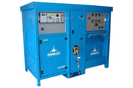 mako modular breathing air center compressors
