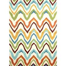 multi colored outdoor rugs new chevron pattern rug solid color indoor striped