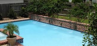 swimming inground pools retaining walls ideas