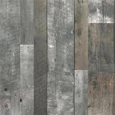 ft x 8 ft digital grey barn wood panel