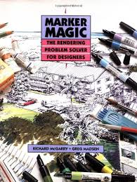 Pdf Marker Magic The Rendering Problem Solver For Designers