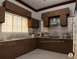 kitchen interior design kerala cool modern style home on ideas