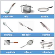 spanish vocabulary for cooking and the kitchen study com