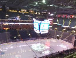 Nationwide Arena Section 205 Seat Views Seatgeek