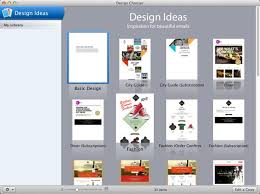 mac email templates gorgeous email templates with mail designer pro mac appstorm