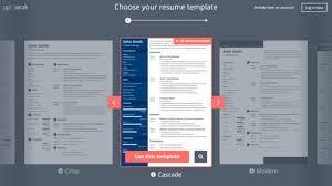 Uptowork Resume
