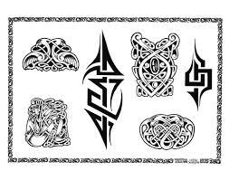 кельтские мотивы татуировки Tattoo