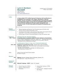 Examples Of Nurse Resumes Mesmerizing Nurses Resume Examples Nursing Resume Examples Best Current Nursing