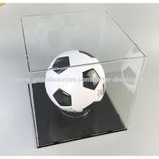 Football Display Stand Plastic China Acrylic Volleyball Net Stand From Shenzhen Wholesaler 61